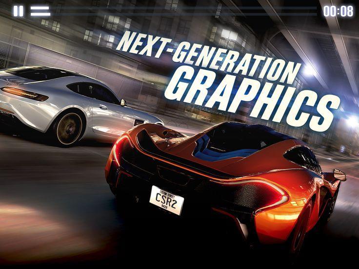Download CSR Racing 2 v1.2.0 Full Game Apk