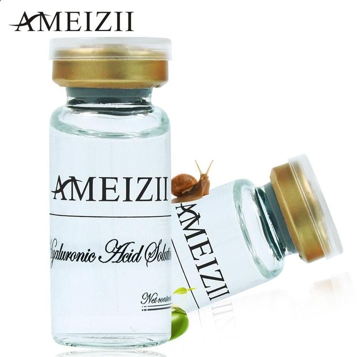 AMEIZII Skin Care Pure Hyaluronic Acid Anti Aging Collagen Formula