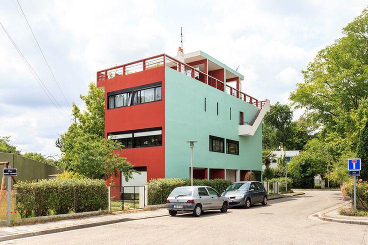 Architecture: La Cité Frugès, Bordeaux — James Tarry Photography --- Architecture: La Cité Frugès, Bordeaux