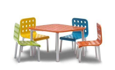Stockholm 2015 Terrace Furniture by Lundby