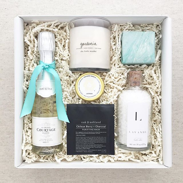 A beautiful and meaningful gift for a baby's future Godmother! This gift meant a lot for us to create   Email us at hello@teakandtwine.com to ask about creating custom client gifts today!  #Regram via @teakandtwine