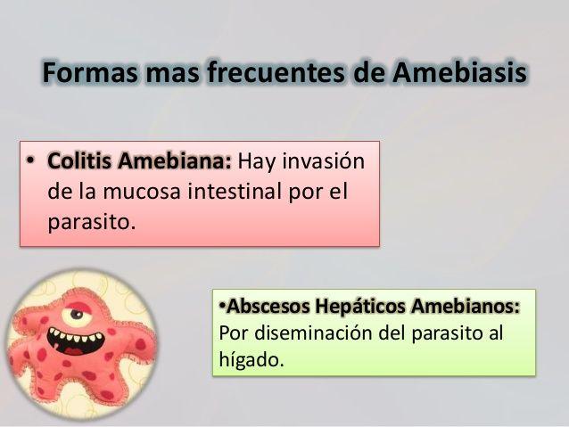 Manifestaciones Clínicas Enfermedad extra intestinal: suele afectar únicamente al hígado, pero existen manifestaciones ext...