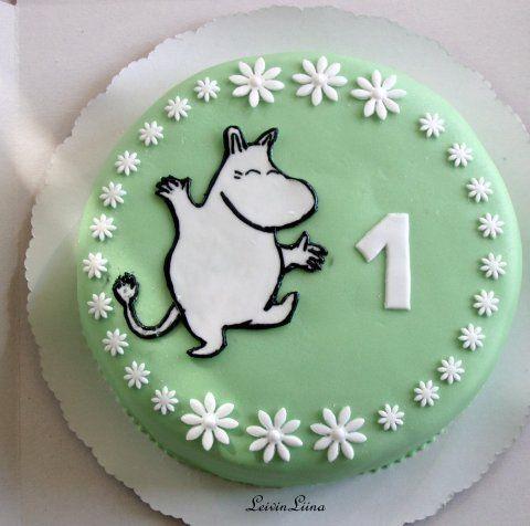 Muumi-kakut / Moomin Cakes - LeivinLiina - Vuodatus.net