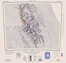 Mount Tuck - Mount Tuck (78°29′S 84°50′WCoordinates: 78°29′S 84°50′W) is a pyramidal mountain (3,560 m) at the head of Hansen Glacier, the summit of Doyran Heights in the Sentinel Range of Ellsworth Mountains, Antarctica.
