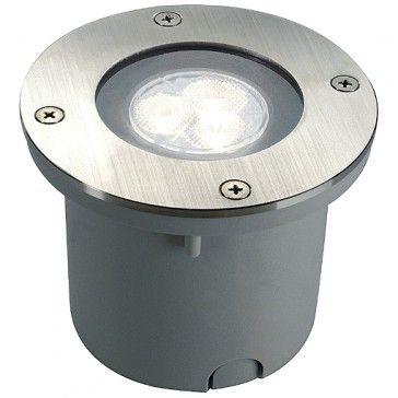WETSY POWER LED, round, 3W, weiss / LED24-LED Shop
