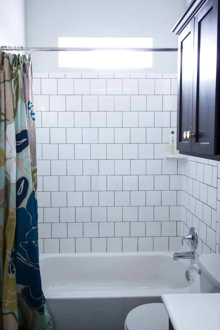 DIY Grout Staining- One Little Minute Blog-12