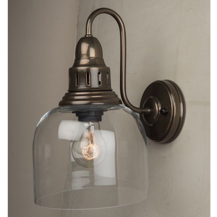 Culinary Concepts LX-2133-WM-LOLV Whitechapel Wall Mounted Light in Light Olive