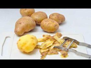 Aprende cómo teñir las canas con papas, café y limón   Al Rojo Vivo   Telemundo - YouTube
