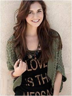 Celebrity Birthday  August 11  Alyson Stoner. She appeared in several music videos of Missy Elliot and then The Suite Life of Zack and Cody and Camp Rock.