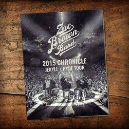 ZBB JEKYLL + HYDE Tour Chronicle