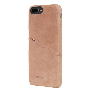 Decoded back cover iPhone 7/6(s) rosé  SHOP ONLINE: http://www.purelifestyle.be/shop/view/technology/iphone-beschermhoezen/decoded-back-cover-iphone-7-6s-rose