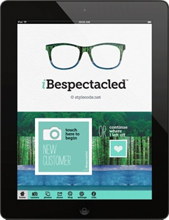 (coming soon) #iBespectacled - A #Spectacular #iPad #App for #Opticians & #Eyewear Retailers.