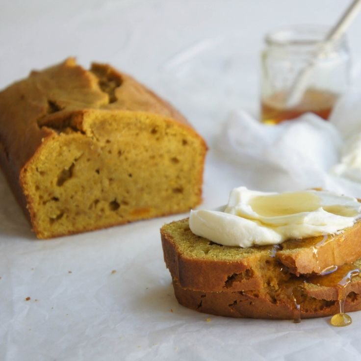This Gluten-Free Pumpkin Cake by Cazmac is absolutely smashing.