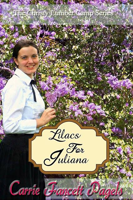 Overcoming With God: Diana's Review Of LILACS FOR JULIANA By Carrie Fan...:
