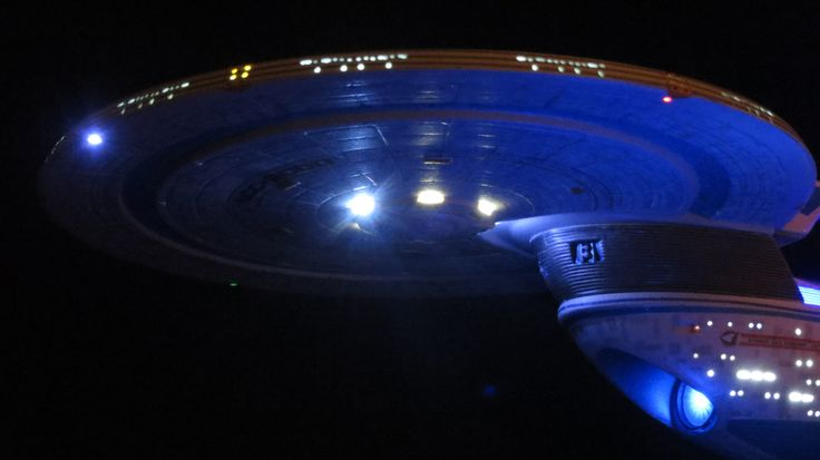 MOTY 2017 Entry Excelsior This is the AMT 1:1000 scale U.S.S. Excelsior model kit. I built this model to look like the NCC-2000 version of the ship as seen in Star Trek 6 The Undiscovered Country with Captain Sulu in command.  The model was painted in a base color of white and then topped off w