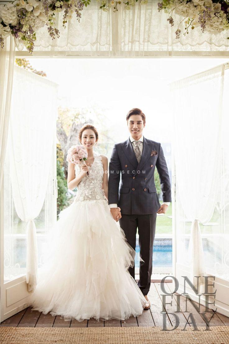 Korea Pre Wedding Photography | HELLO MUSE WEDDING (www.hellomuse.com) | Tel…