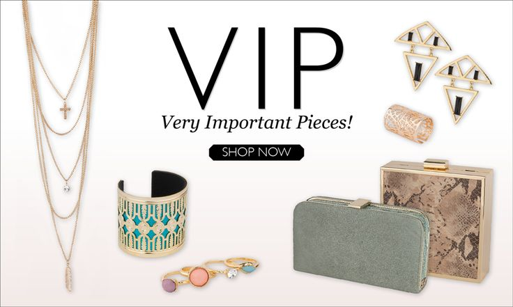 Create splendid outfits with the most VIP  #achilleas_accessories items! Shop here: http://bit.ly/Vp5MNa