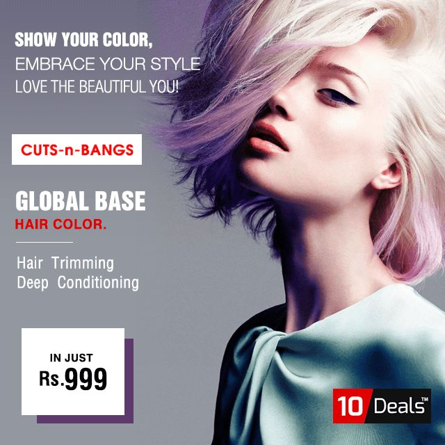 62 Best Salon Deals Images On Pinterest Your Hair Chandigarh And