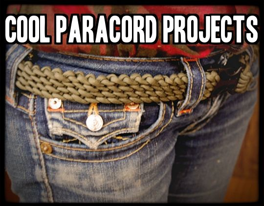 1000 images about paracord on pinterest for Cool paracord projects
