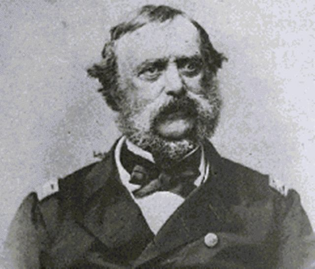 Civil War at Sea: Rear Admiral Samuel F. Du Pont