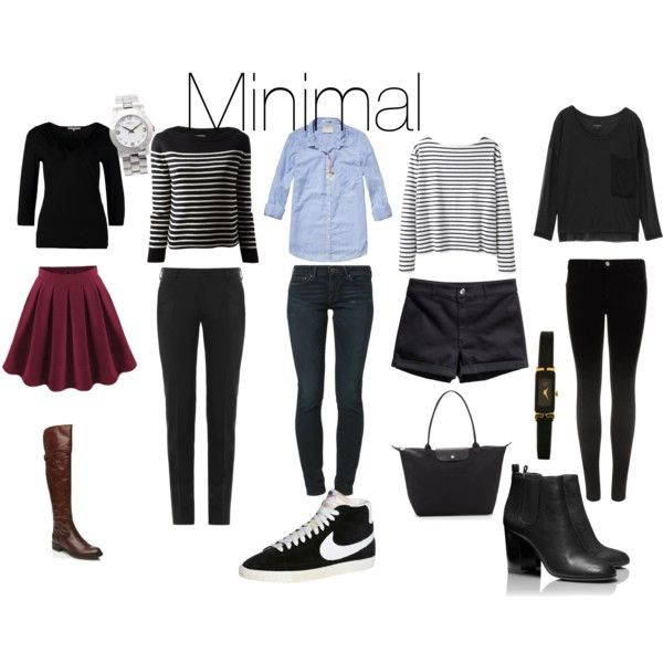 1000+ images about Minimalist Wardrobe on Pinterest