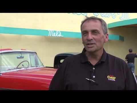 Steve Plunkett Describes the Fleetwood Country Cruize-In, London, Ontario