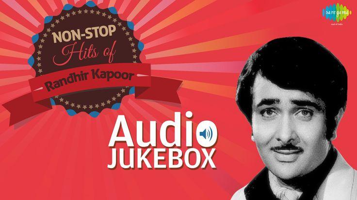Best of Randhir Kapoor | Best Old Songs | Popular Hindi Songs