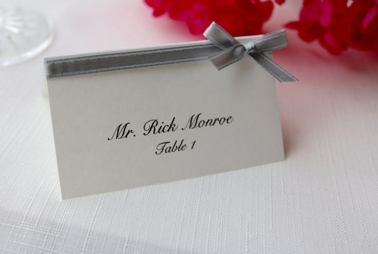 Wedding Place cards, wedding placement cards, wedding table tents, place cards, placement cards, wedding seating cards, elegant place cards by ClassyandSweet on Etsy