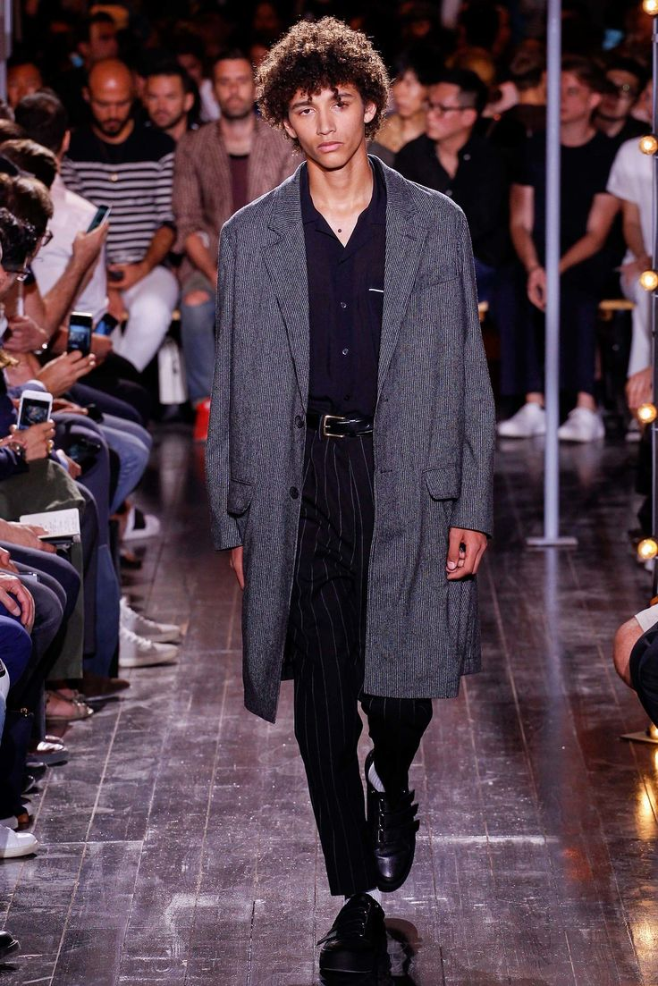 Ami Spring 2016 Menswear Fashion Show