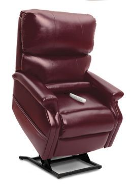Pride Liftchair Power Lift Infinity Collection Recliner LC-525iS Luxury Small