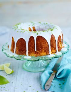 Gin and tonic cake - now that's what we're talking about