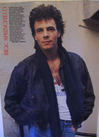 rick springfield nude pictures