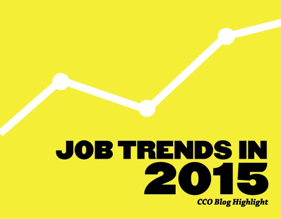 5 Job Trends In 2015. Career PathModern OfficesJob SearchSuccess