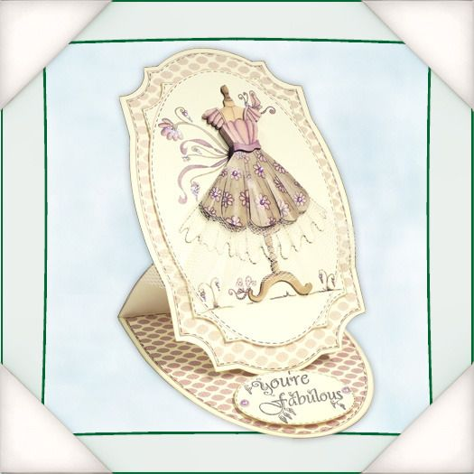 Card-Making-Ideas-Fabulous-Fashions-and-Shoes