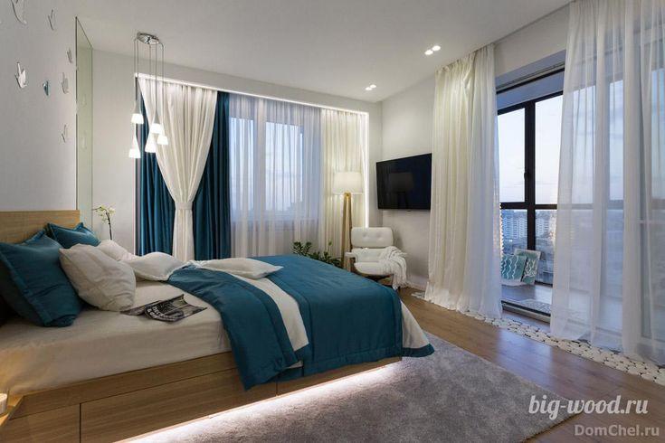 Основа кровати - шпон ясеня