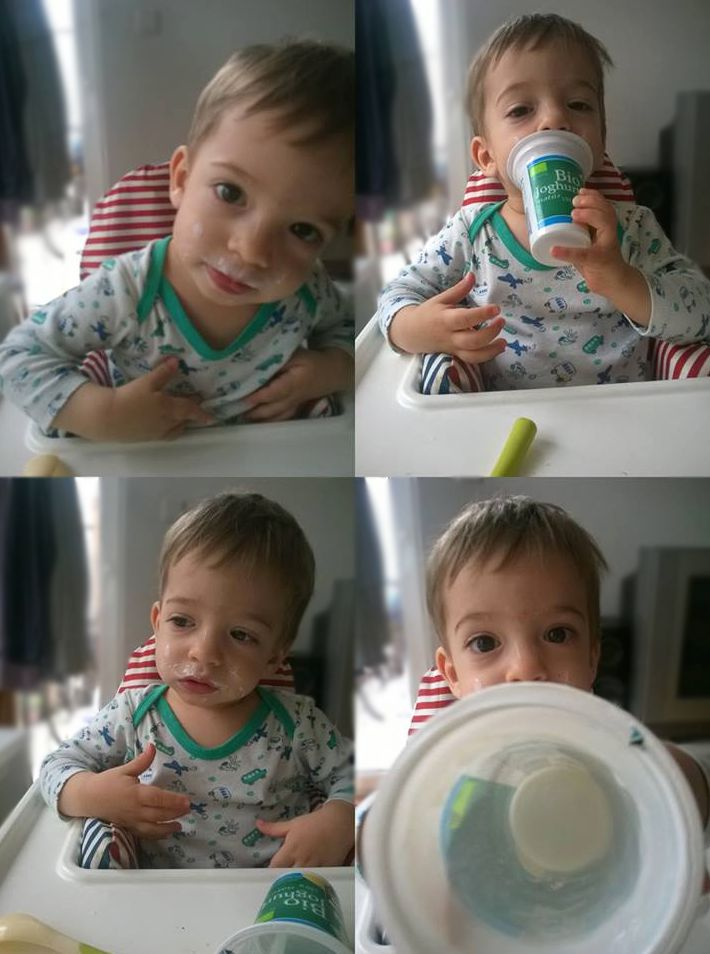 A tejtermékek bevezetése – Ihat-e tejet a baba?