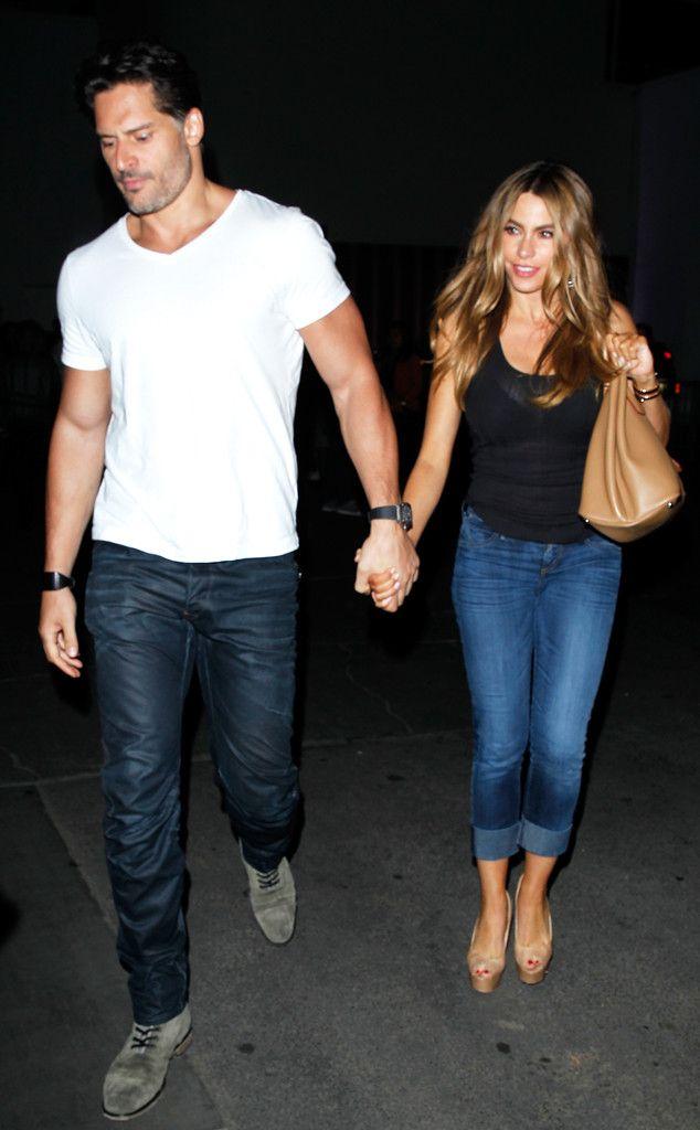 Sofia Vergara and Joe Manganiello-Hottest Couple Ever.