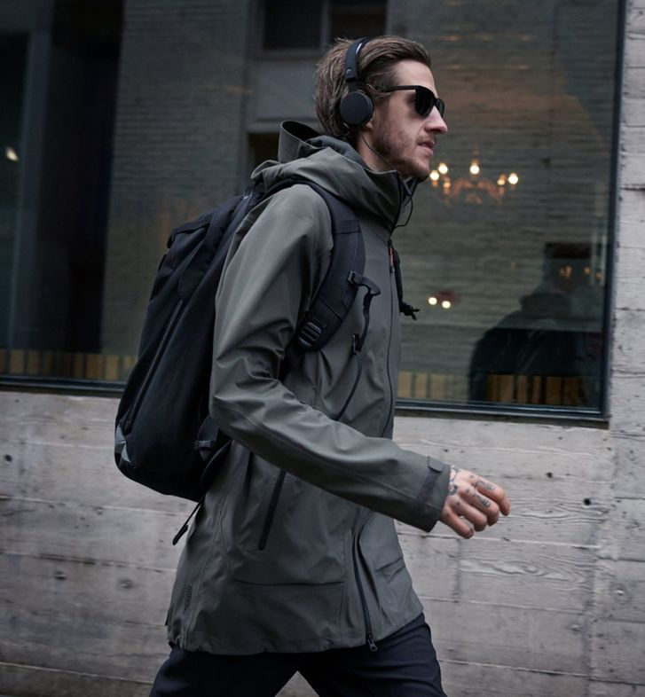 Men's Civil 3-Layer Jacket - Köp Jackets online