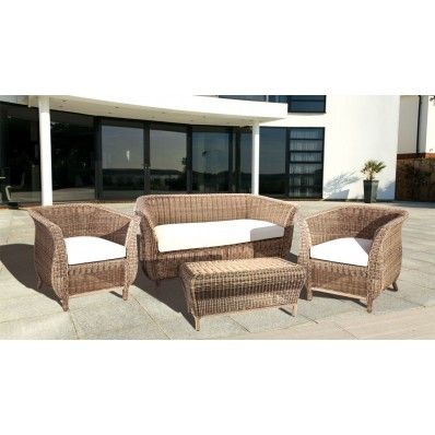 Best Rattan Garden Furniture Dining Sets Images On Pinterest