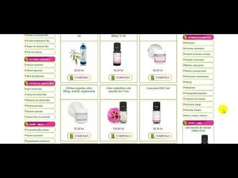 Cosmetice Bio tonifiere
