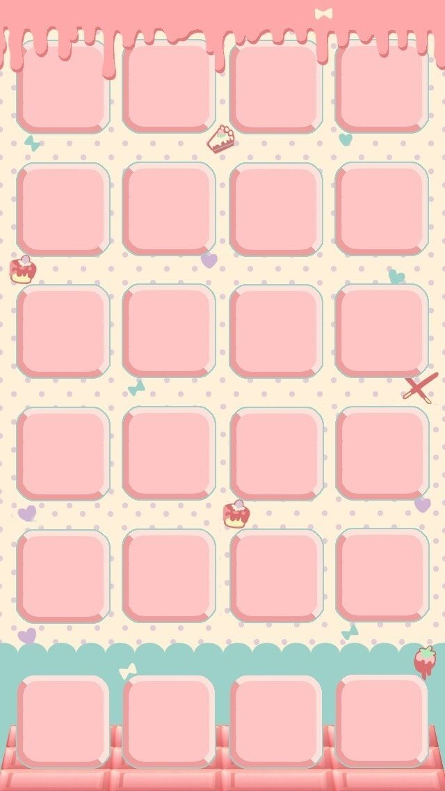 Cute iPhone 5 Pink Theme  Wallpaper Obsession  Pinterest
