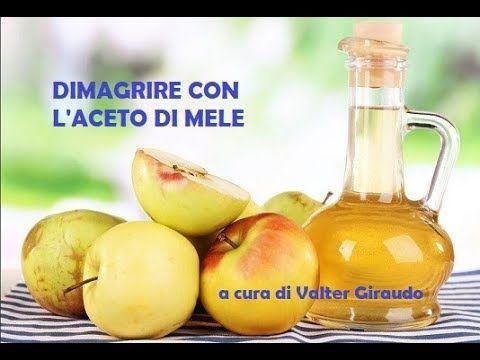 Salutistica-Mente: Dimagrire con l'aceto di mele