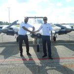 Epic Flight Academy's Newest CPL Graduate- Great work Camilo Ladino Frohlich on finishing your commercial pilot training and passing your FAA CPL exams...