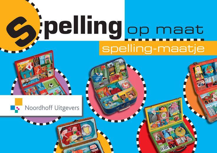 Spelling op maat Spellingmaatje
