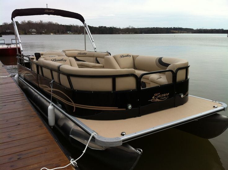 25 best ideas about luxury pontoon boats on pinterest for Luxury fishing boats
