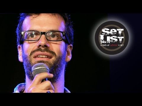 ▶ Marcus Brigstocke: Scapegoat Travel Agency - Set List: Stand-Up Without a Net - YouTube
