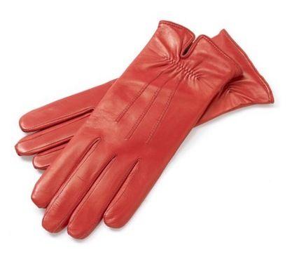 Roeckl Handschuhe Klassiker in ROT, super schick!