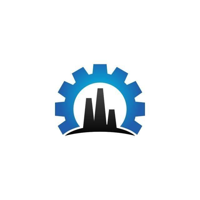 مصنع الصناعية تصميم شعار قالب النواقل شعارات أيقونات أيقونات المصنع أيقونات القالب Png والمتجهات للتحميل مجانا Construction Logo Industry Logo Logo Design