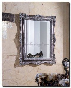 Spiegel Agostina is een stijlvolle Venetiaanse spiegel met sierlijke ornamenten. Een unieke spiegel en zeker een eyecatcher in uw interieur. http://www.barokspiegel.com/detail/4451087-5-1879-b-spiegel-agostina