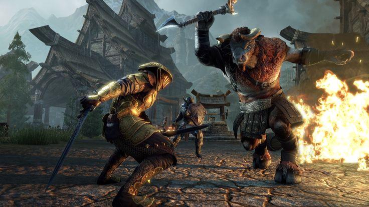 El soporte 4K de The Elder Scrolls Online llegará con el parche 16  ||  The Elder Scrolls Online es uno de los juegos confirmados para Xbox One Enhanced y el 4K entre otros, serán sus bazas para lucirse en Xbox One X. http://generacionxbox.com/4k-the-elder-scrolls-online/?utm_campaign=crowdfire&utm_content=crowdfire&utm_medium=social&utm_source=pinterest